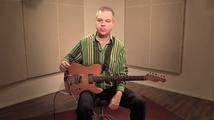 Hidas valssi, soittoesimerkki 2 (kitara)