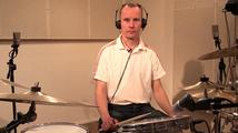 Humppa, soittoesimerkki (rummut)