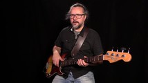 Credit, tärkeimpien bassokuvioiden opetus
