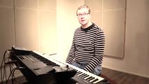 12/8-balladi, opetus (koskettimet)