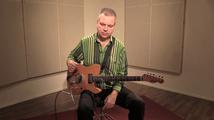 Slow fox, soittoesimerkki (kitara)