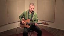 Medium fox, soittoesimerkki (kitara)