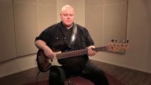 12/8-balladi, soittoesimerkki 1 (basso)