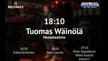 Tuomas Wäinölä, Musamaailma