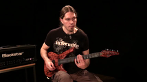 In The Style of John Petrucci: Under a Glass Moon -  Intro, osa 3