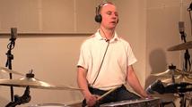 Suomalainen valssi, soittoesimerkki (rummut)