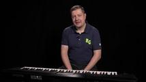 Rock-piano, opetus 3