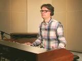 Blues for Pekka (slow), soittoesimerkki (urut)