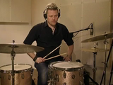 Groove Mersu (slow boogaloo), soittoesimerkki (rummut)