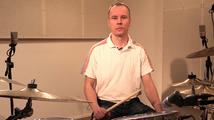 Suomalainen valssi kapuloilla, opetus (rummut)