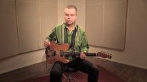 Jive, soittoesimerkki (kitara)