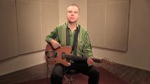 Hidas shuffle, opetus (kitara)
