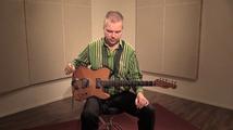 12/8-balladi, soittoesimerkki (kitara)