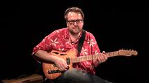 Steel Guitar Rag - Esittely ja A-osa 1
