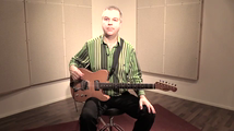 Masurkka, soittoesimerkki (kitara)