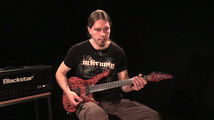 In The Style of John Petrucci: Under a Glass Moon -  Soitto