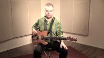 Polkka, soittoesimerkki (kitara)