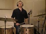 Blues For Pekka (fast), soittoesimerkki (rummut)