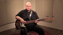 Medium fox, soittoesimerkki (basso)