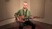 Suomalainen valssi, soittoesimerkki peukalolla (kitara)