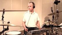 Masurkka, soittoesimerkki (rummut)