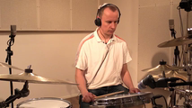 Beat, soittoesimerkki (rummut)