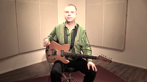 Samba, soittoesimerkki (kitara)