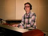 Rhythm Changes (fast), soittoesimerkki (urut)