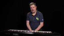 Rock-piano, opetus 1