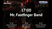 Mr. Fastfinger Band