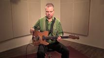 Suomalainen tango, soittoesimerkki (kitara)