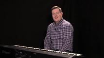 Spegling, jazz-trio-versio, esittely