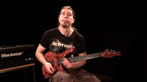 In The Style of John Petrucci: Under a Glass Moon -  Soolo, osa 2