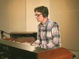 Rhythm Changes (slow), soittoesimerkki (urut)