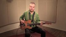Humppa, soittoesimerkki (kitara)