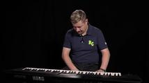 Rock-piano, esimerkkisoitto