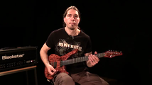 In The Style of John Petrucci: Under a Glass Moon -  Intro