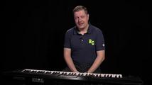 Rock-piano, opetus 4