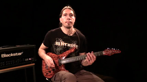 In The Style of John Petrucci: Erotomania - Melodia 1