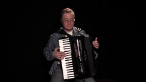 Tango, osa 1, soittoesimerkki solistina