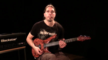 In The Style of John Petrucci: Erotomania - Soolo