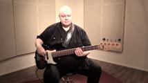 Beguine, soittoesimerkki (basso)