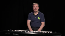 Rock-piano, opetus 2