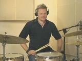 Rhythm Changes (slow), soittoesimerkki (rummut)