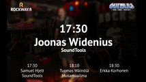 Joonas Widenius, SoundTools