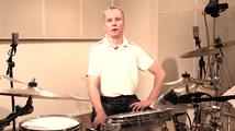 Suomalainen tango, opetus (rummut)