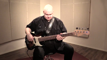 Cha cha, soittoesimerkki (basso)
