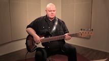 Suomalainen tango, soittoesimerkki (basso)