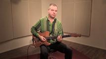 Hidas valssi, soittoesimerkki (kitara)