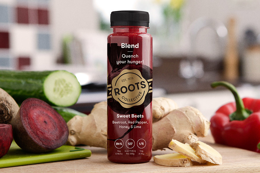 Roots collective sweet beets